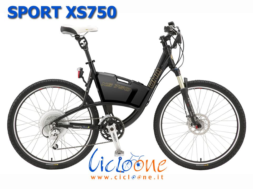 BionX Mtb elettrica Sport XS750