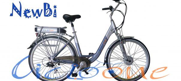 City e-bike 1