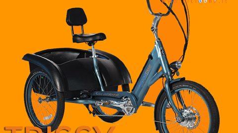 In arrivo Trissy il nuovo triciclo! 1