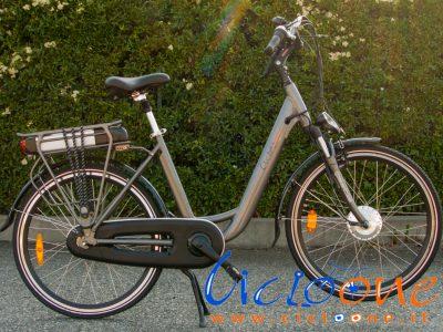 Bicicletta elettrica Amy 9 livelli di assistenza