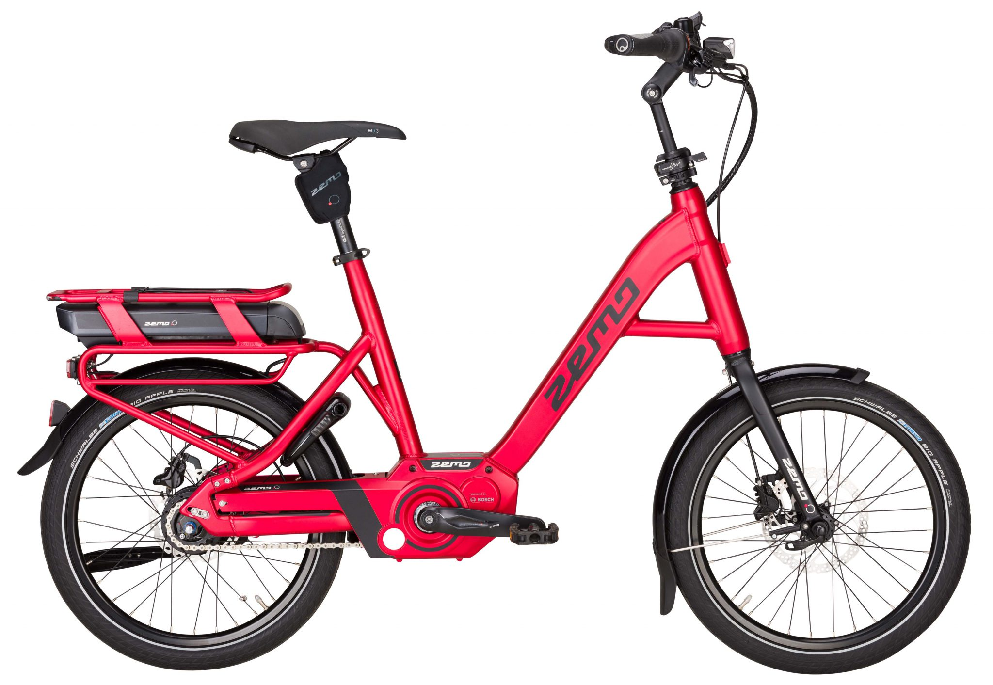 Bici elettrica Scooter R20 motore Bosch Zemo