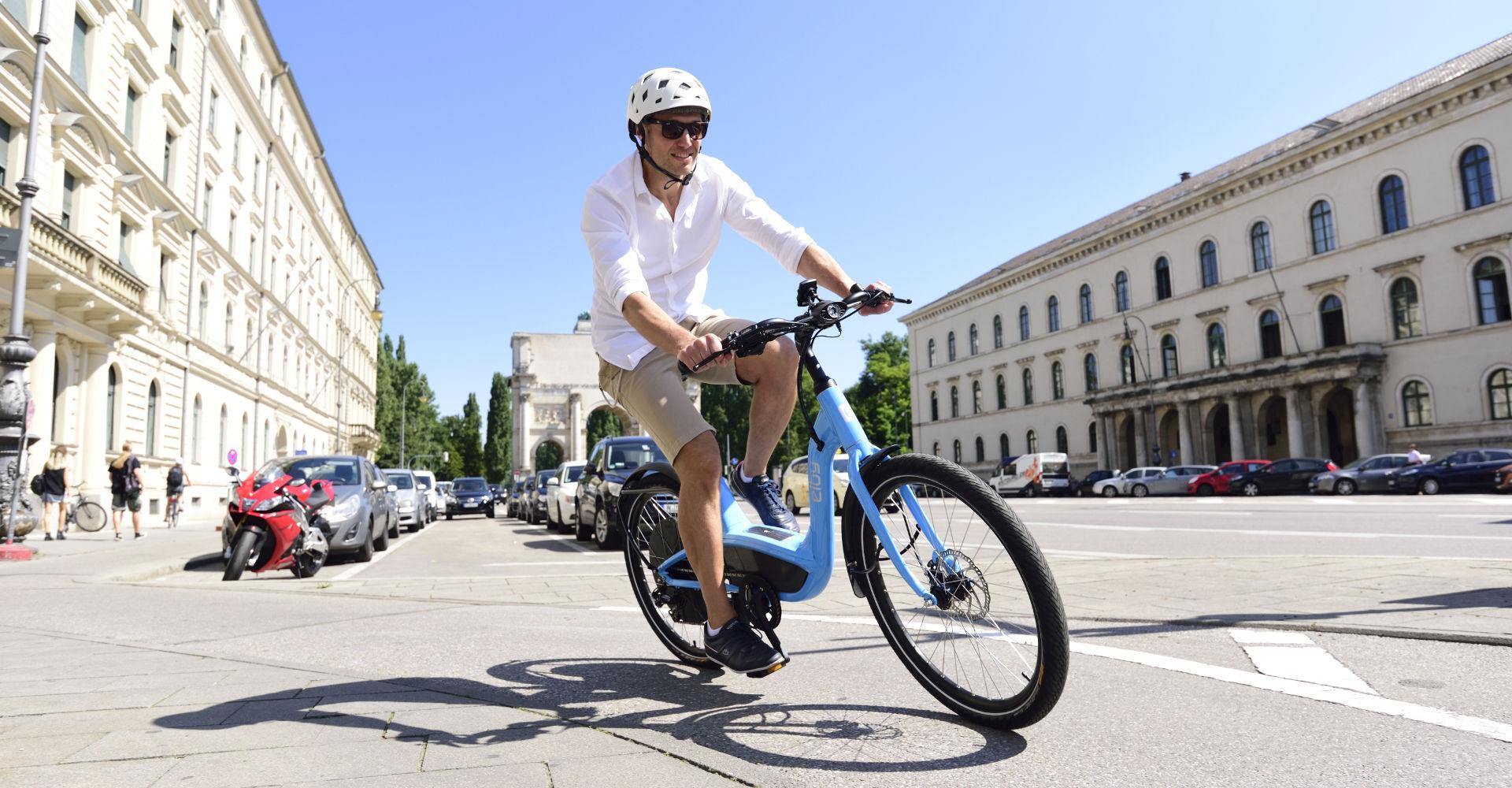 E-bike Elby Premio Design & Innovation Award 2017 7