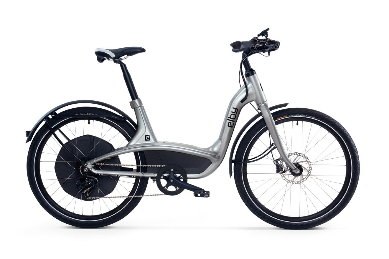 Elby BionX la nuova bicicletta elettrica con motore hybrid 2