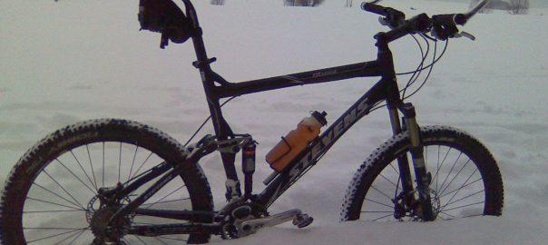 Andare in ebike anche d'inverno si può! 1