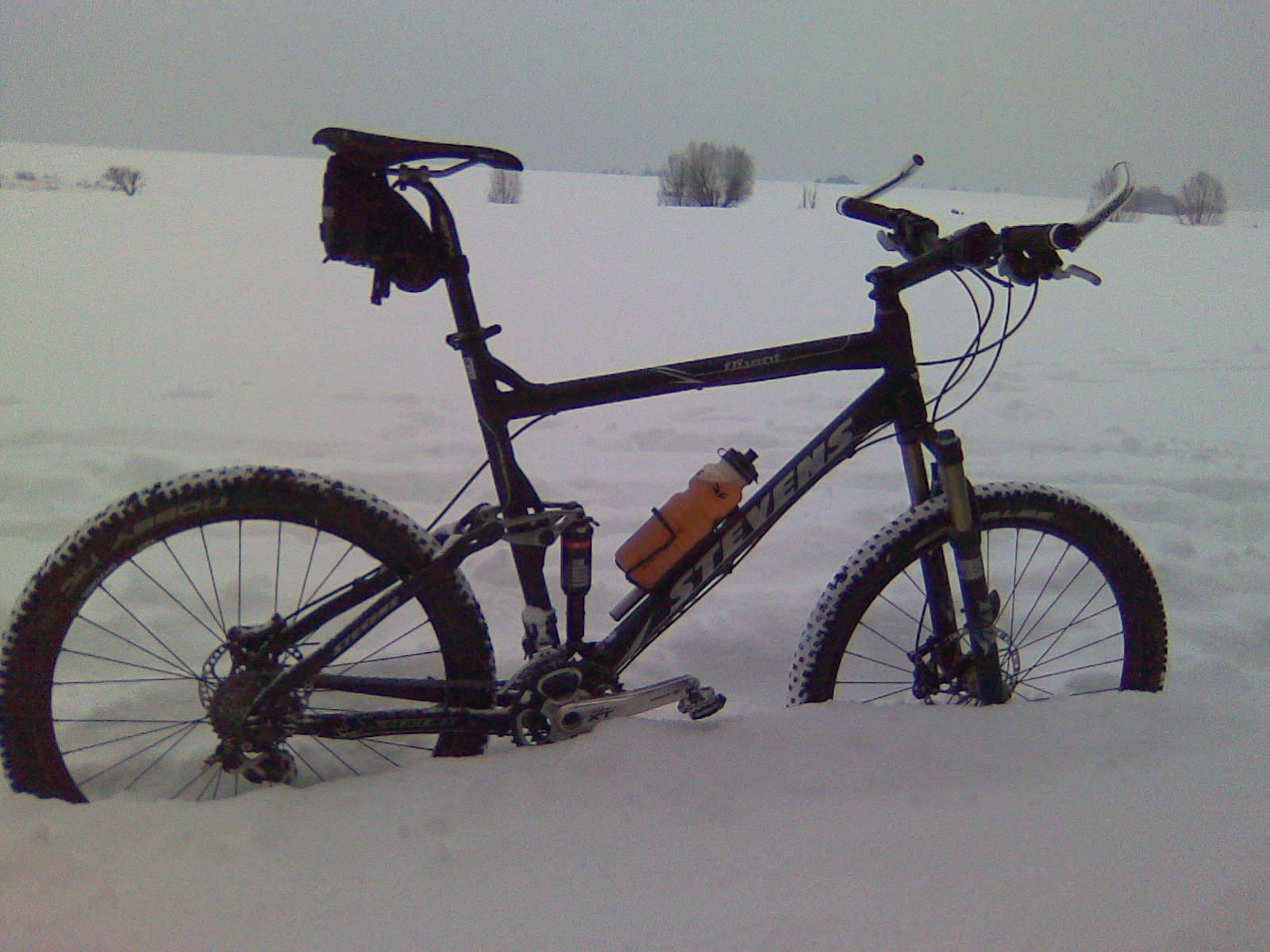 Andare in ebike anche d'inverno si può! 9