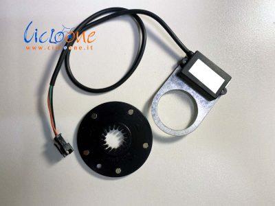 sensore pedalata bici 5 magneti