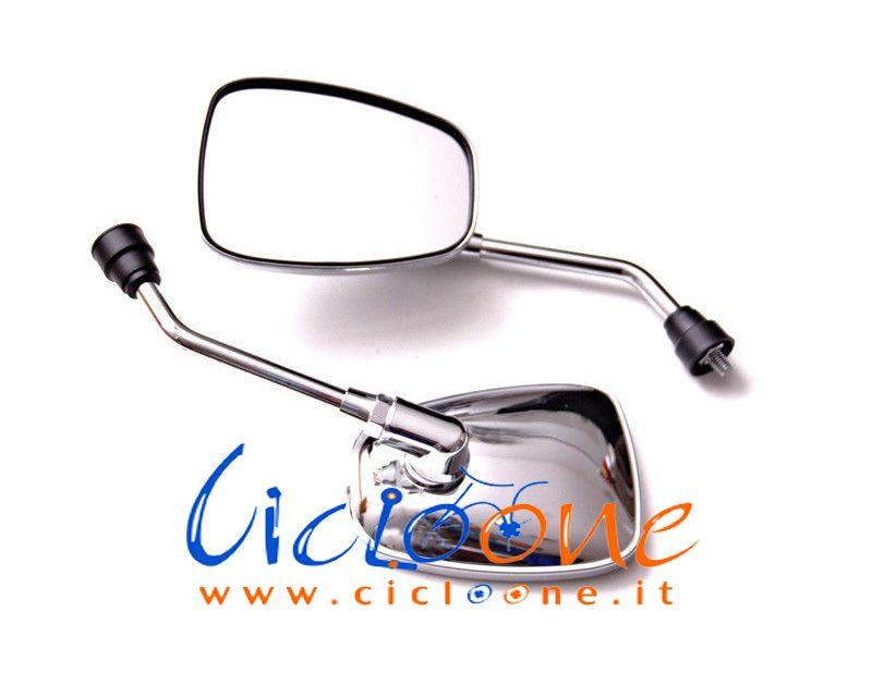 Specchietti retrovisori triciclo bici