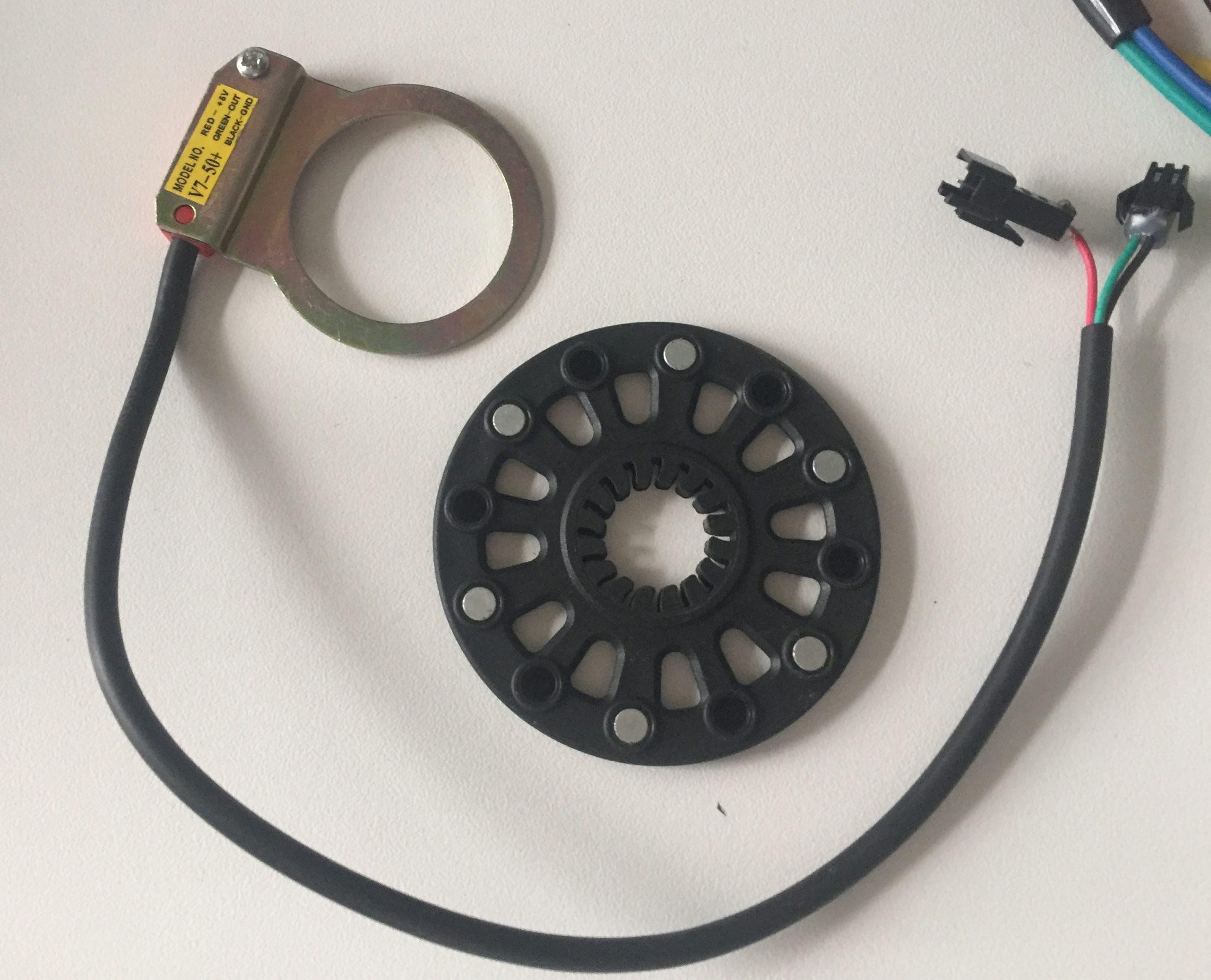 Sensore 6 magneti Pas Bici elettrica