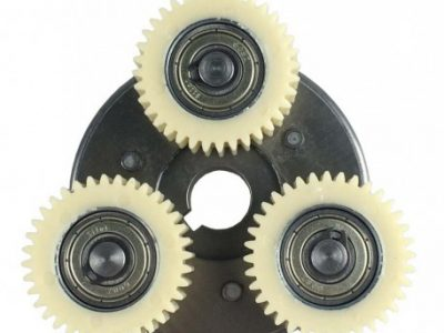 Ingranaggio trio rotelle motore Bafang elettrico 36V