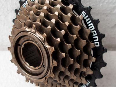Shimano TZ21 7 rapporti ruota libera