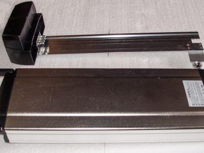 Bateria litio 36V 13Ah con supporto portapacchi