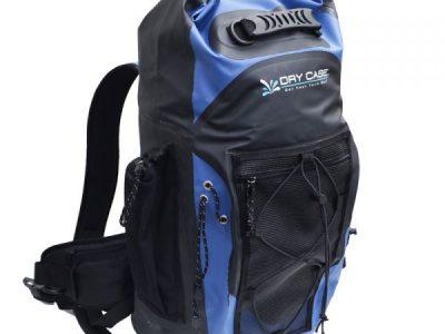 Zaino blu idrorepellente 35lt
