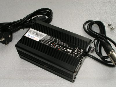 carica batterie con ventola bici elettrica