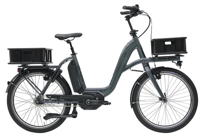 Cargo ebike Roberta delivery