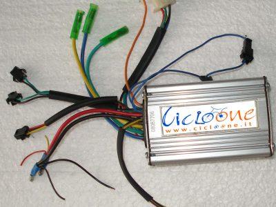 kit centralina accelleratore pulsante sensore