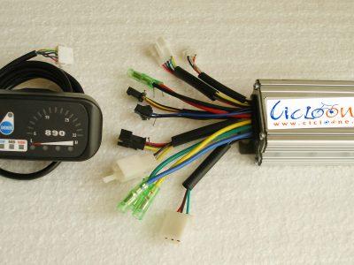 centralina sensorless con display led 890