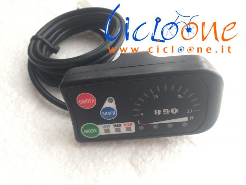 display led modello 890 a 5 fili
