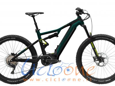 Full suspension emtb motore centrale brose