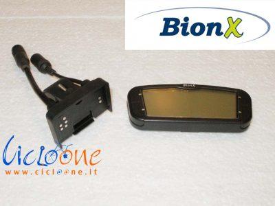 Bionx consolle G2 con supporto