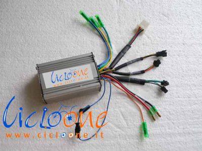 centralina 36V 16A 250 watt