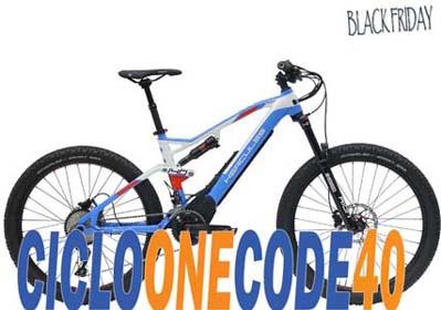 sconto black friday bici elettriche cicloone