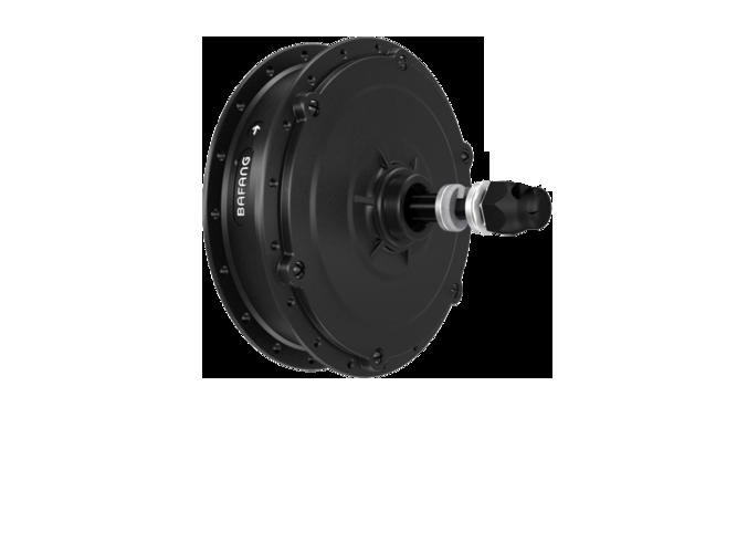 bafang motore posteriore 500W nero