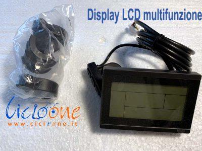 Centralina con Display (kit) 350W