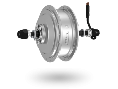 motore bafang 250W potente argento