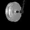 bafang motore anteriore argento 500w