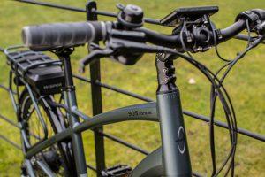 bici elettrica particolare