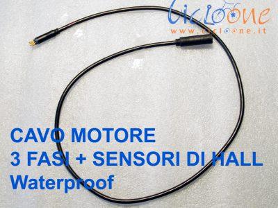 motore cavo connettore 9 pin centralina