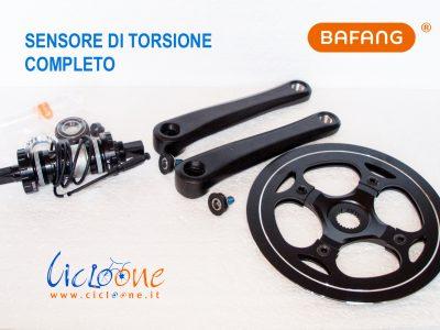 sensore torsione velocità set completo bafang