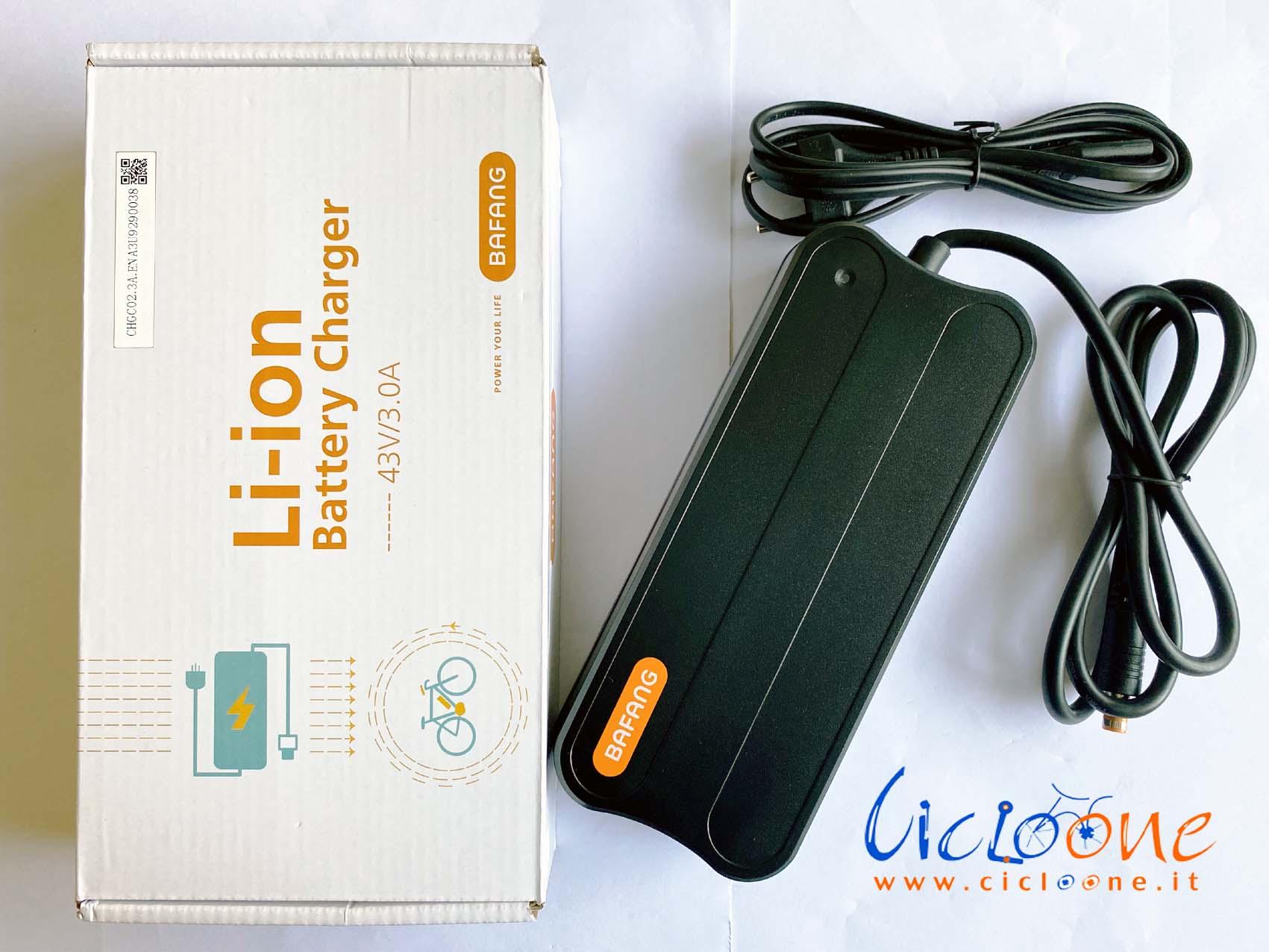 Bafang caricabatterie 43V