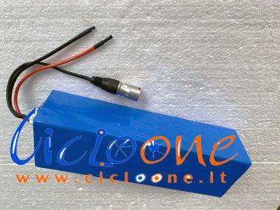 batteria litio 36V rigenerazione
